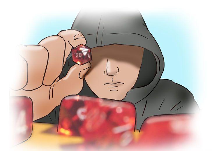 Webmaster/Dungeon Master